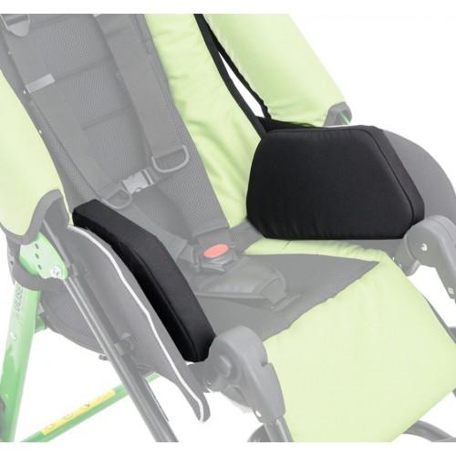 Подушки сужающие сиденье ULE_134  ширина 6 см, для детской коляски Улисес Evo Ul