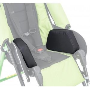 Подушки сужающие сидение ULE_137  ширина 10 см для детской коляски Улисес Evo Ul