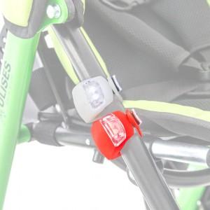 Фонарики LED для детской коляски Улисес Evo Ul