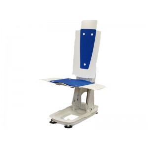 Подъемник электрический RIFF-LY-138  с системой безопасности, для приподнимания и перемещения инвалидов в ванной, макс. грузоподъемность 140 кг, вес 13,5 кг