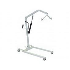 Подъемник гидравлический  RIFF - LY-9000 стальной с люлькой, для подъема и перемещения инвалидов, макс. грузоподъемность 150 кг, вес 43 кг