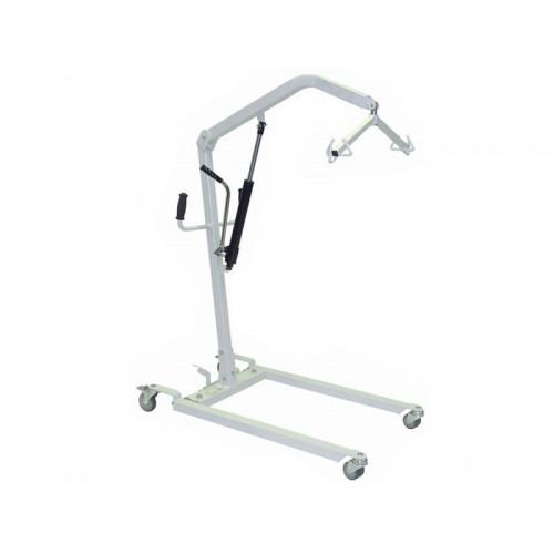 Стальной гидравлический подъемник с люлькой RIFF - LY-9000 для подъема и перемещения инвалидов