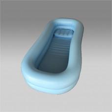 Ванна надувная для мытья лежачих больных, размер 2120х960х370 мм, грузоподъемность 110 кг