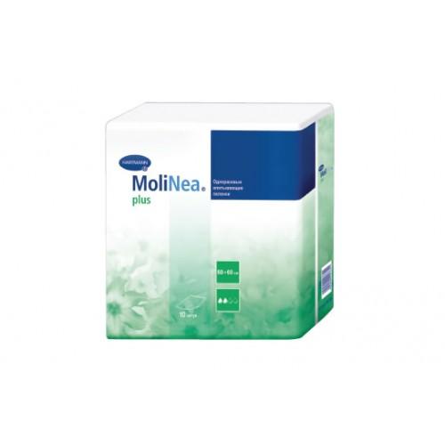 Впитывающие пеленки MoliNea/МолиНеа - размер 90х180 см, 130 г/м2, 20 шт./уп.