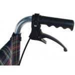 Механическая кресло-коляска LY-710-011 для инвалидов
