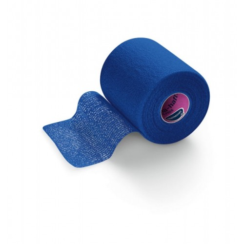Самофиксирующийся бинт Peha-haft® 4 м х 4 см, синий