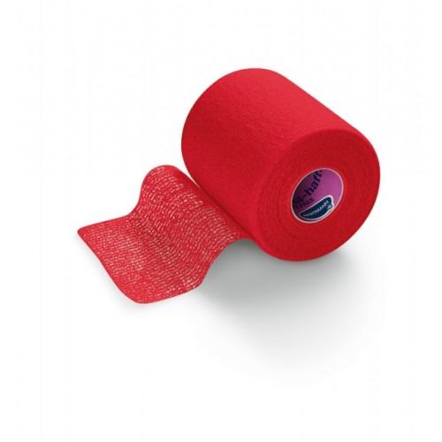 Самофиксирующийся бинт Peha-haft 4 м х 4 см, красный