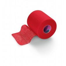 Самофиксирующийся бинт Peha-haft/Пеха-хафт 20 м х 6 см, красный.