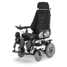 Кресло-коляска  iChair MC3 1.612 с электроприводом для инвалидов, максимальная нагрузка 120/160 кг, вес 108 кг, допустимый подъем 13 градусов
