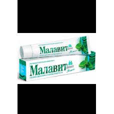 """Зубная паста """"Малавит Дент"""" Мята, 75 гр."""